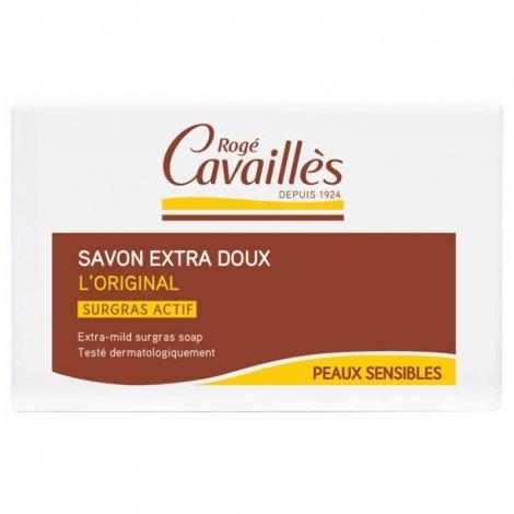 Rogé Cavaillès Savon Surgras Extra-Doux L'Original 250g pas cher, discount