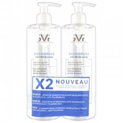 SVR Physiopure Eau Micellaire 2 x 400ml