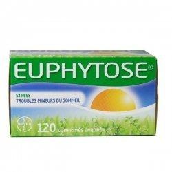 Euphytose Troubles Mineurs de l'Anxiété et du Sommeil 120 cp