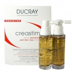 Ducray Creastim Lotion Antichute 2x30 ml pas cher, discount