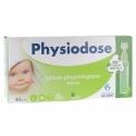 Physiodose Sérum Physiologique Plastique végétal 40x5ml