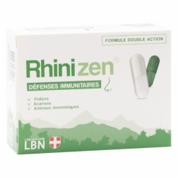 Rhinizen Défenses immunitaires 60 gélules