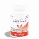 Lepivits Super D3 - K2 90 gélules végétales pullulan