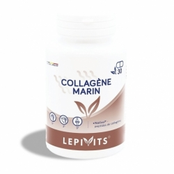 Lepivits Collagène Marin 250mg 30 gélules