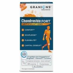 Granions Chondrostéo+ Fort Articulations 120 comprimés