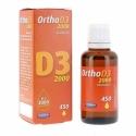 Orthonat Ortho D3 2000 30ml