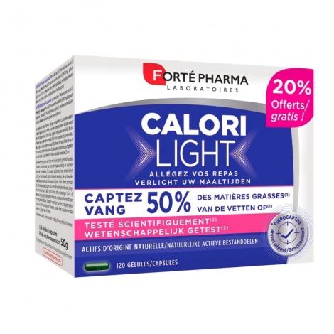 Forte Pharma Calorilight 120 gélules pas cher, discount