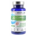 Granions 24 Vitamines Sénior Energie, Immunité & Antioxydant 90 comprimés