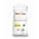 Bocoton Rectangles de Coton Bio 170 pièces