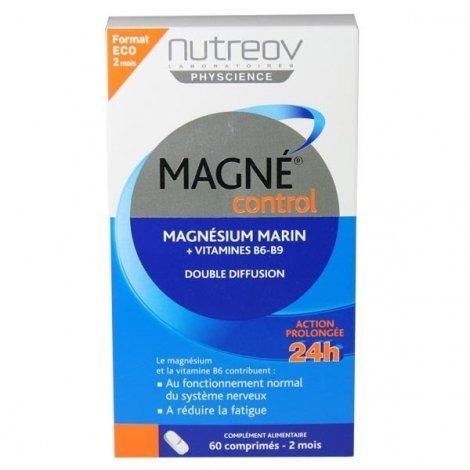 Magné Control Magnésium Marin + Vitamines B6-B9 60 Comprimés pas cher, discount