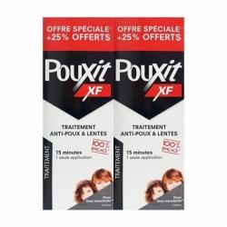 Pouxit XF Traitement Anti-Poux & Lentes Lot 2x250ml