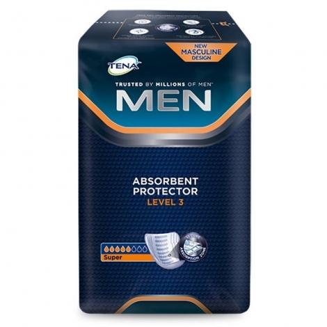 Tena Men Protection Absorbante Level 3 16 pces 750830 pas cher, discount
