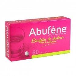 Abufène Bouffées de Chaleur 60 Comprimés