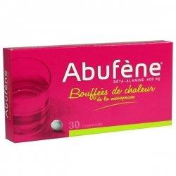 Abufène Bouffées de Chaleur 30 Comprimés