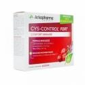 Arkopharma Cys-Control Fort avec Microbiotiques 10 sachets + 5 sticks à diluer