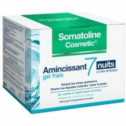 Somatoline Cosmetic Amincissant 7 Nuits Ultra Intensif Gel Frais 400ml