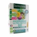 Santarome Programme Ultra Détox Bio 30 ampoules
