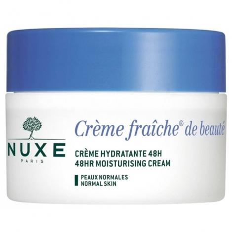 Nuxe Crème Fraîche de Beauté Crème Hydratante 48H 50ml pas cher, discount