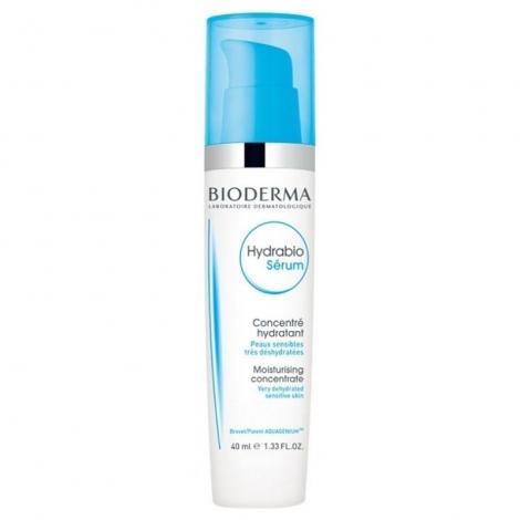 Bioderma Hydrabio Sérum Concentré Hydratant 40ml pas cher, discount
