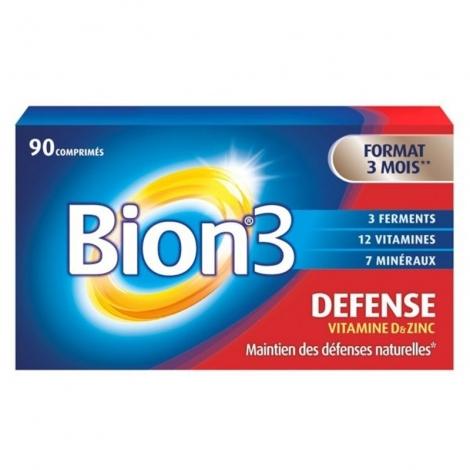 Bion 3 Défense 90 comprimés pas cher, discount