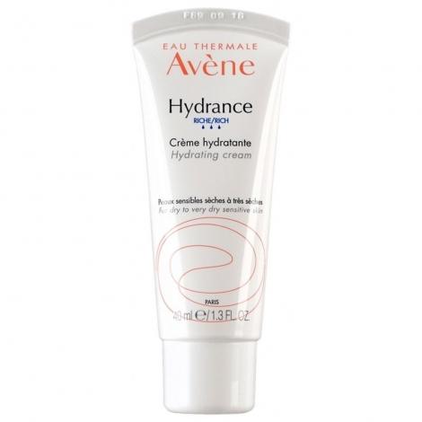 Avène Hydrance Riche Crème Hydratante 40ml pas cher, discount