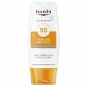 Eucerin Sun Leb Protect Crème-Gel Visage & Corps SPF50 150ml