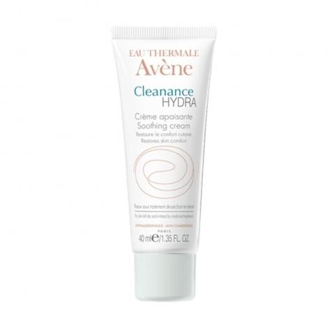Avène Cleanance Hydra Crème Apaisante 40ml pas cher, discount