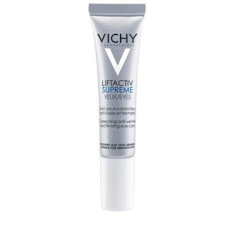 Vichy Liftactiv Supreme Yeux 15ml pas cher, discount