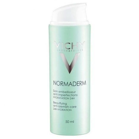 Vichy Normaderm Soin Correcteur Anti-Imperfections Hydratant 24h 50ml pas cher, discount