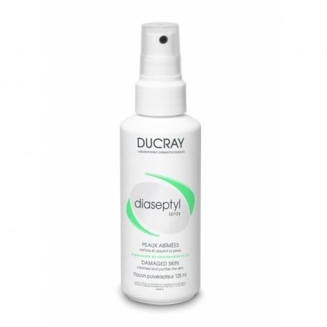 Ducray Diaseptyl Spray Désinfectant 125ml pas cher, discount