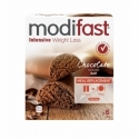 Modifast Barres saveur Chocolat au Lait 6 repas