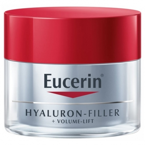 Eucerin Hyaluron-Filler + Volume-Lift Soin de Nuit 50ml pas cher, discount