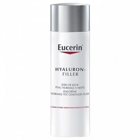 Eucerin Hyaluron-Filler Soin de Jour Peau Normale à Mixte 50ml pas cher, discount