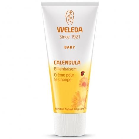 Weleda Bébé Crème pour le Change Calendula 75ml pas cher, discount