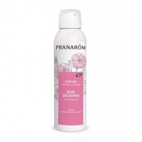 Pranarom Hydrolat Rose de Damas Bio 150ml pas cher, discount