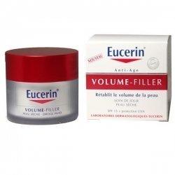 Eucerin Volume Filler Rétablit le Volume de la Peau Soin de Jour SPF 15 Peau Sèche 50 ml pas cher, discount