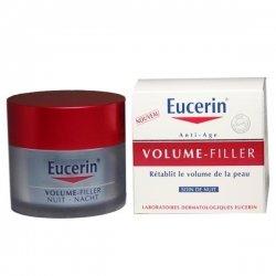 Eucerin Volume Filler Rétablit le Volume de la Peau Soin de Nuit 50 ml