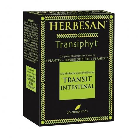 Herbesan Transiphyt Transit Intestinal 90 comprimés pas cher, discount