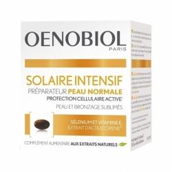 Oenobiol Solaire Intensif Préparateur Peaux Normales 30 Capsules