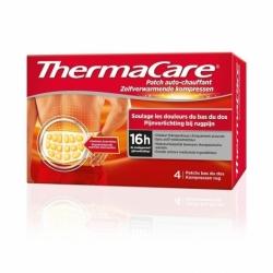 Thermacare Patch Auto-Chauffant 16H Bas du Dos 4 patchs