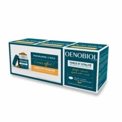 Oenobiol Capillaire Force et Vitalité 180 capsules