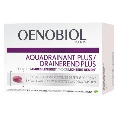 Oenobiol Aquadrainant Plus 45 comprimés pas cher, discount