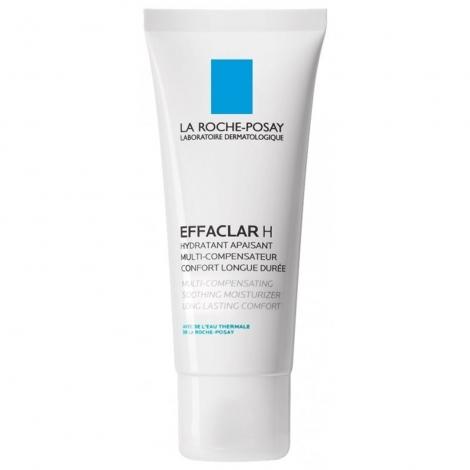 La Roche-Posay Effaclar H Hydratant Apaisant Multi-Compensateur 40ml pas cher, discount
