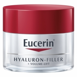 Eucerin Hyaluron Filler Volume Lift Soin Jour Peau Normale Mixte 50ml