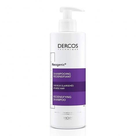 Vichy Dercos Neogenic Shampoing Redensifiant Cheveux Clairsemés 400ml pas cher, discount