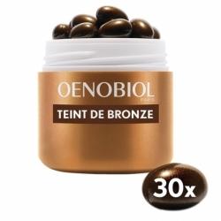 Oenobiol Teint de Bronze / Autobronzant 30 capsules
