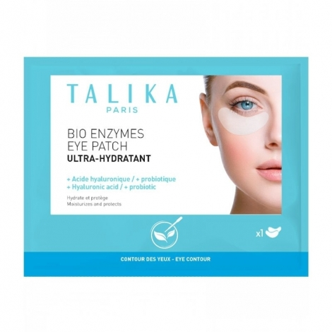 Talika Bio Enzymes Eye Patch Ultra-Hydratant 1 paire pas cher, discount