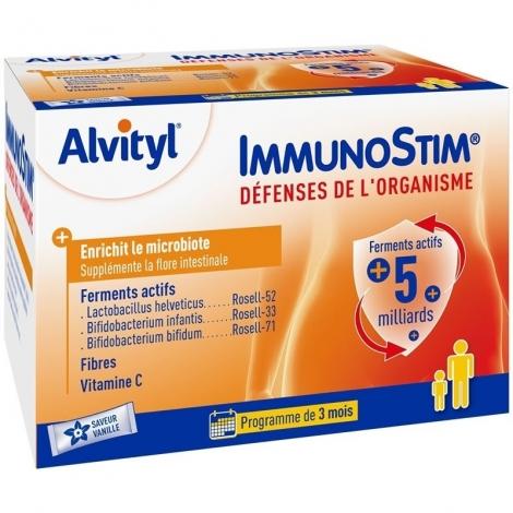 ImmunoStim Défenses de L'Organisme 30 sticks pas cher, discount
