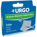 Urgo Brûlures - Blessures Superficielles 6 Tulles Petit Format