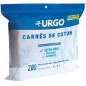 Urgo Carrés de Coton 10 x 8 cm 200 pièces